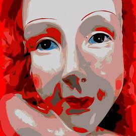 Ed Weidman - Renee In Red