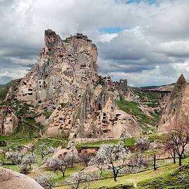 Yuri Hope - Residential area of Ancient Cappadocia