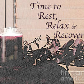 Sherry Hallemeier - Rest, Relax and Recover