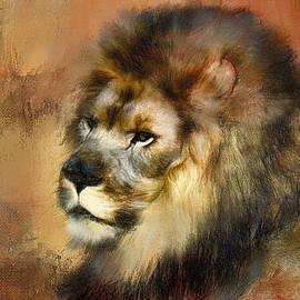 Resting King by Jai Johnson