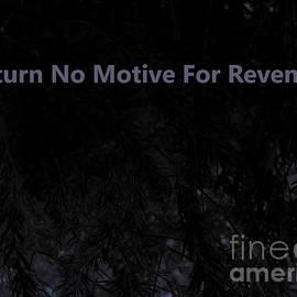 Wendy Rickwalt - Return No Motive For Revenge