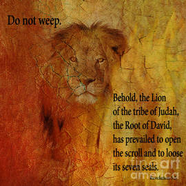 Revelation 5  5 Behold by Beverly Guilliams