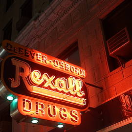 Rexall Drugs by Jenny Revitz Soper