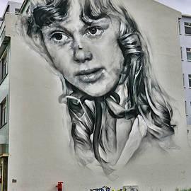 Allen Beatty - Reykjavik Mural # 1