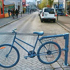 Allen Beatty - Reykjavik Traffic Gate