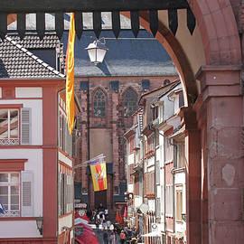 Steve Breslow - Rhine River 38 Heidelberg