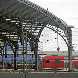 Steve Breslow - Rhine River 56 Cologne