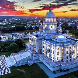 Eddy Bernardo - Rhode Island Capital