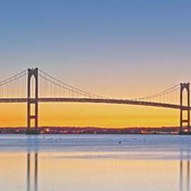 Juergen Roth - Rhode Island Newport Bridge