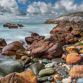 Adrian Evans - Rhoscolyn Coastline Anglesey