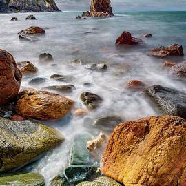 Rhoscolyn Rocky Coastline  - Adrian Evans