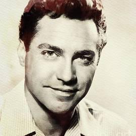 Richard Todd, Vintage Actor - John Springfield