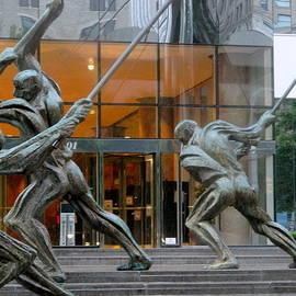 Arlane Crump - Richmond Series - Cary Street Sculpture
