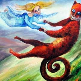 Ride The Tail by Elisheva Nesis
