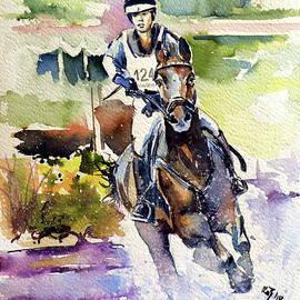 Kovacs Anna Brigitta - Rider II
