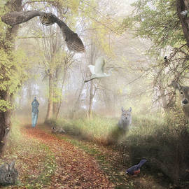Angie Vogel - Ridgefield National Wildlife Refuge Composite