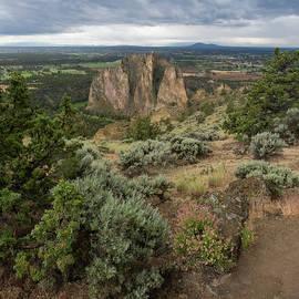 Ridgeline Views by Steven Clark