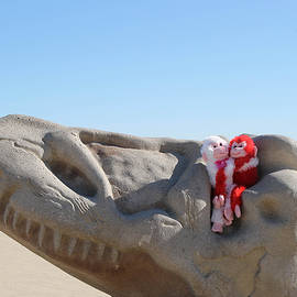 Riding A Dinosaur by Robert Banach