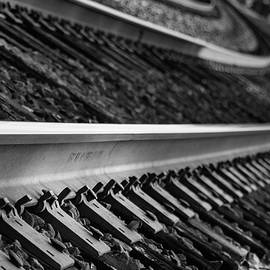 Riding the Rail by Doug Camara