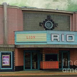 L Wright - Rio Theater