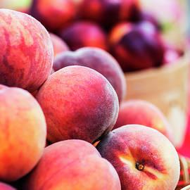 Vishwanath Bhat - Ripe peaches for your kitchen