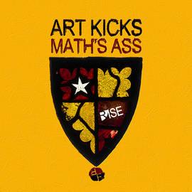 Tony Rubino - Rise Art Kicks Ass