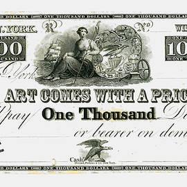 Rise Art Price by Tony Rubino