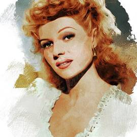 John Springfield - Rita Hayworth, Actress