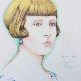 Victor Minca - Rita Minca 1926.