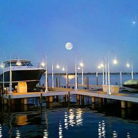 Michael Rucker - River Boat Dock