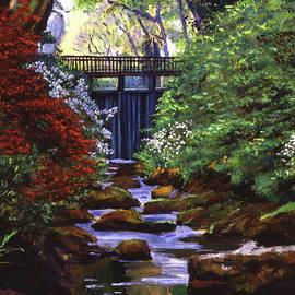 David Lloyd Glover - River Of Azaleas