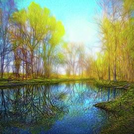 Joel Bruce Wallach - River Peace Flow