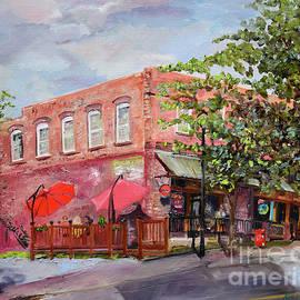 Jan Dappen - River Street Tavern-Ellijay, GA - Cheers