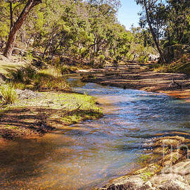 Lexa Harpell - River Through the Gorge