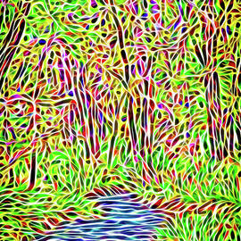 Joel Bruce Wallach - River Woods Enchantment
