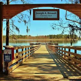 Cynthia Guinn - Riverfront Fishing Pier