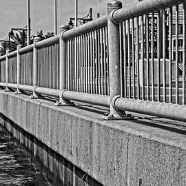 Riverside Walkway by Maggy Marsh