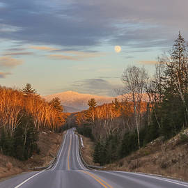 Road to the Moon by Chris Whiton