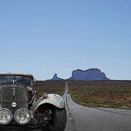 Road Trip by William Moore