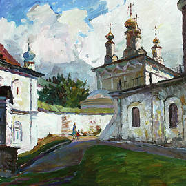 Juliya Zhukova - Roads of Ryazan Kremlin