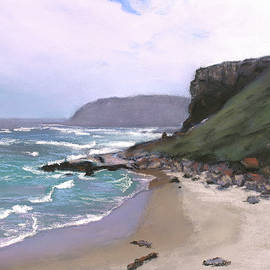 Robberg Nature Reserve by Christopher Reid