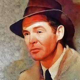 Robert Ryan, Vintage Actor - John Springfield