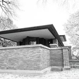 Robie House - Infrared