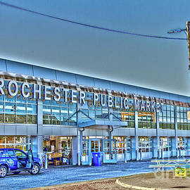 Rochester Public Market by William Norton