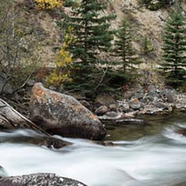 Steve Gadomski - Rock Creek Beartooth Mountains Montana