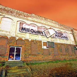 Rock Hill Cotton Factory by Joseph C Hinson