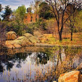 Rock House at Granite Dells by Priscilla Burgers
