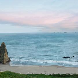 Anne Hogins - Rock on Oregon Coast