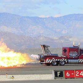 Rocket Truck by Shoal Hollingsworth