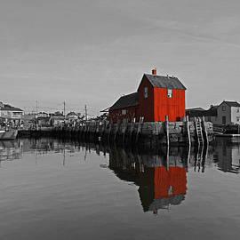 Juergen Roth - Rockport Harbor Motif Number One